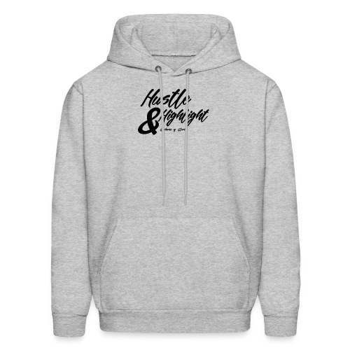 Hustle & Highlight - Men's Hoodie
