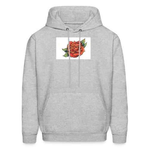 The rose - Men's Hoodie