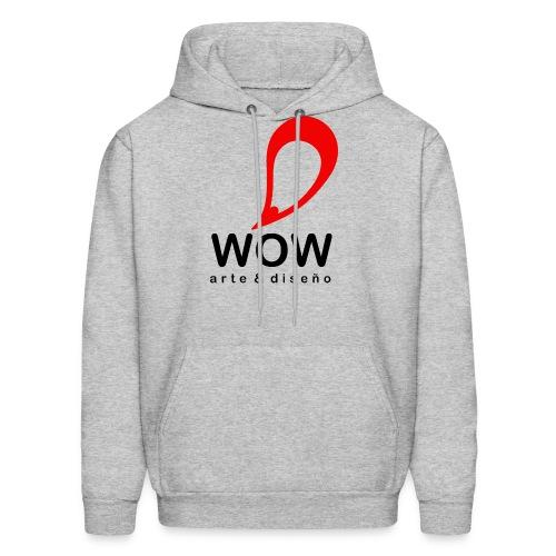 wow design cloth - Men's Hoodie