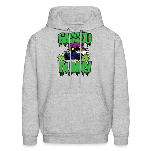 GASSED BUNNY ARTWORK - Men's Hoodie