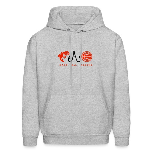 Bass All Around Logo Shirt - Men's Hoodie