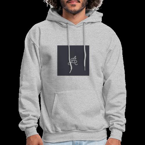 Saurin Alouf logo - Men's Hoodie