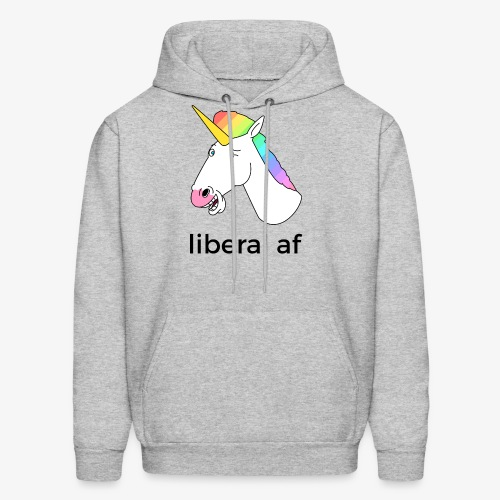 Unicorn AF - Men's Hoodie