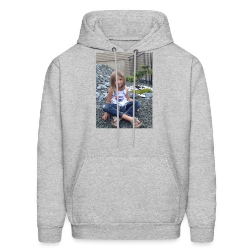 bianka the egg tshirt - Men's Hoodie