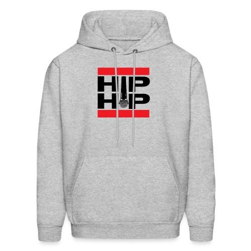 Hip Hop Microphone - Men's Hoodie