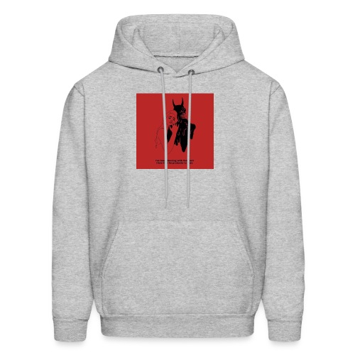 Dancing with the devil - Men's Hoodie
