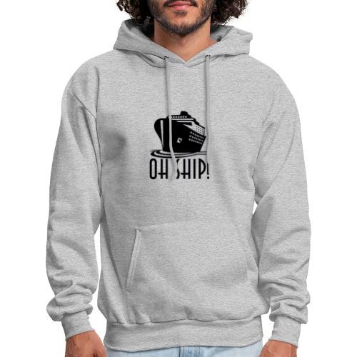 final ohship - Men's Hoodie