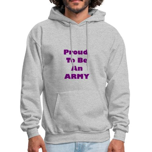 BTS - Proud To Be An ARMY - Men's Hoodie