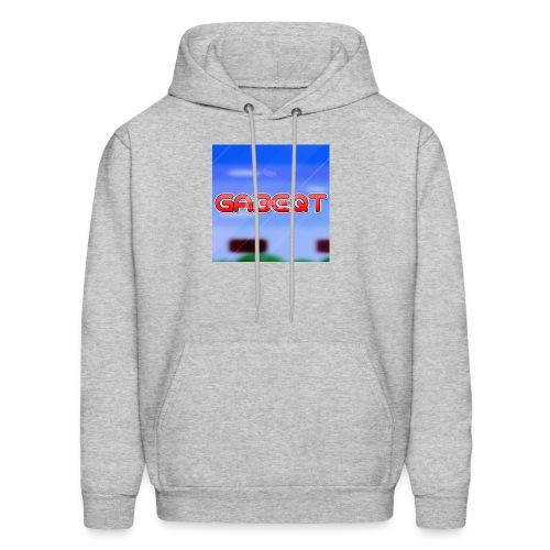 Gabeqt logo - Men's Hoodie