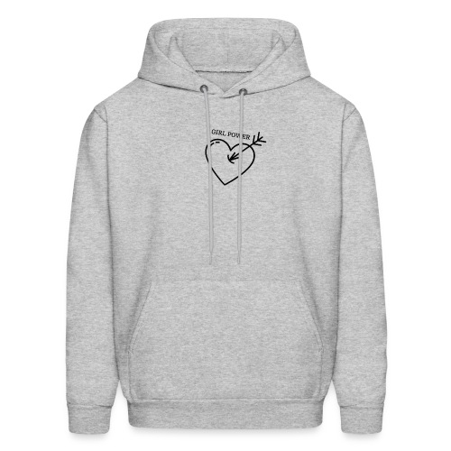 GIRL POWER - Men's Hoodie