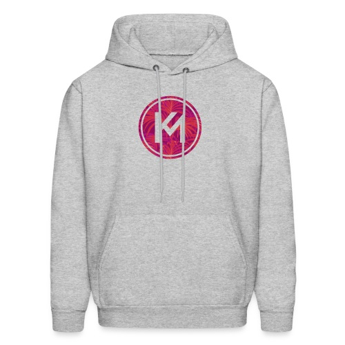 KM logo - Men's Hoodie