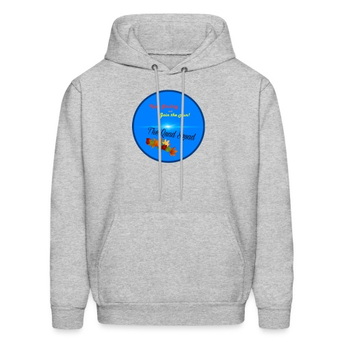 The Quad Squad Fall - Men's Hoodie