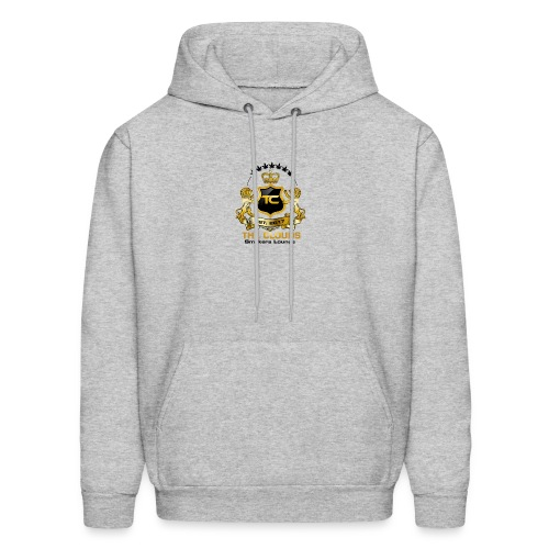 The Clouds LOGO - Men's Hoodie