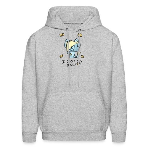 I'm cool as a cat - Men's Hoodie