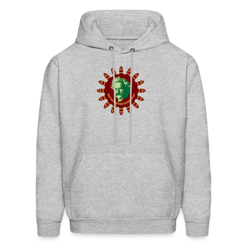 Mark Twain Owned The First Nuclear Arsenal - Men's Hoodie