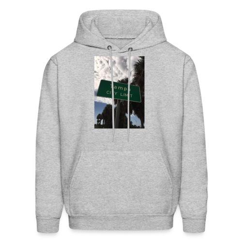 The City Limit tee - Men's Hoodie