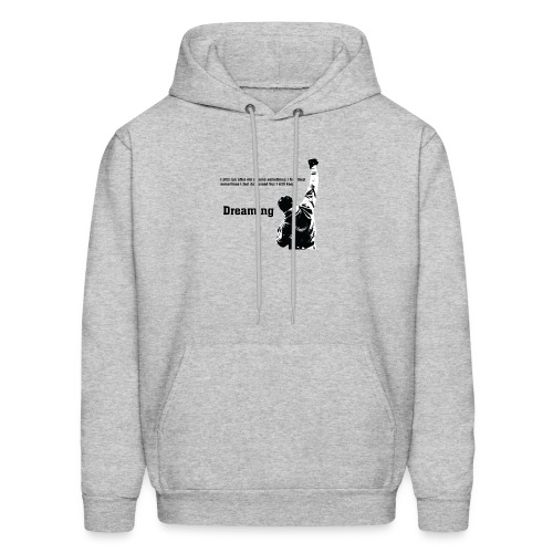 Motivation t-shirt - Men's Hoodie