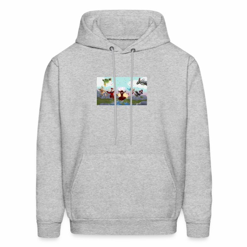 Jali and The Crew - Men's Hoodie