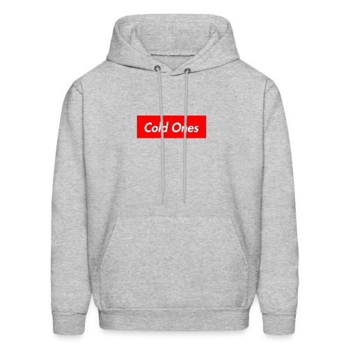 Cold Ones - Men's Hoodie
