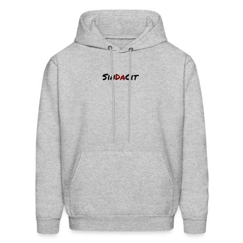SinDaCit Text - Men's Hoodie