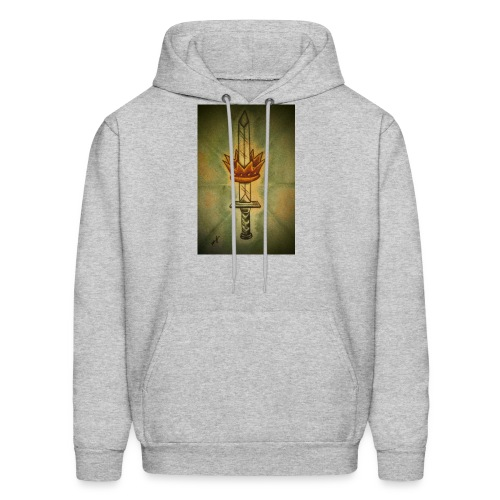 received 213912709372361 sword of life - Men's Hoodie