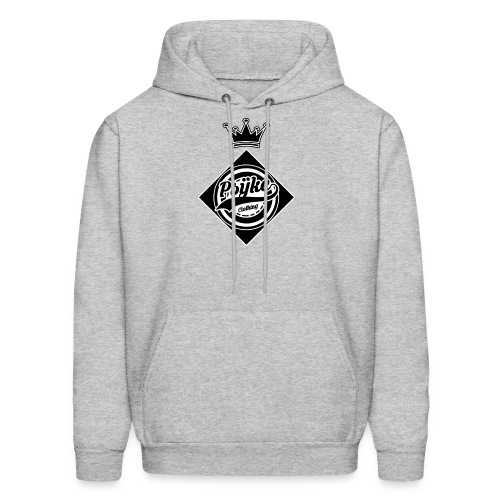 Psÿke Crown Logo - Men's Hoodie
