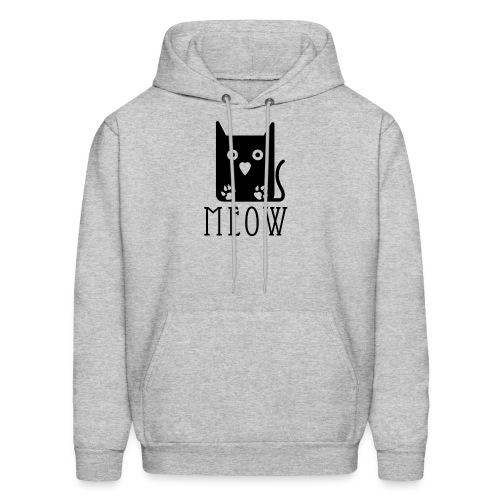 Cat Meow - Men's Hoodie