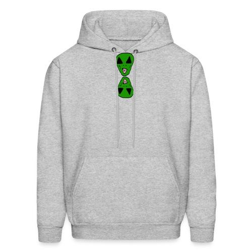 Double Alien - Men's Hoodie