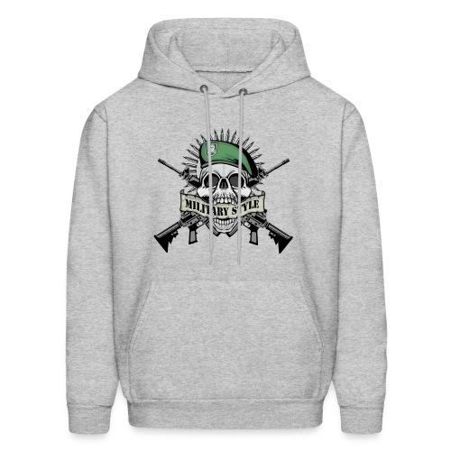 Militry Style - Men's Hoodie