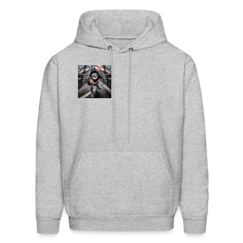 Dee prints - Men's Hoodie
