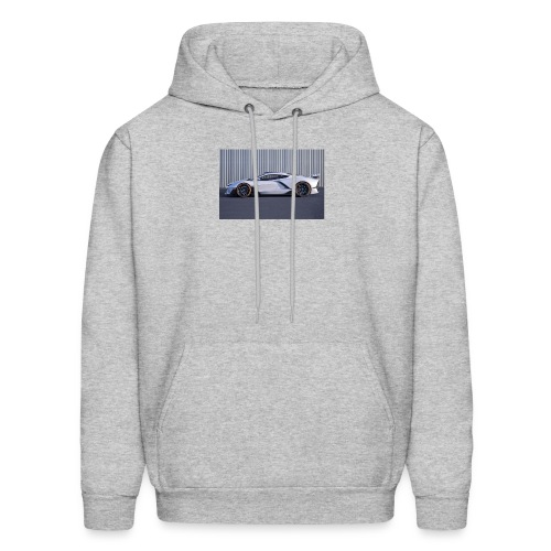 american muscle car - Men's Hoodie