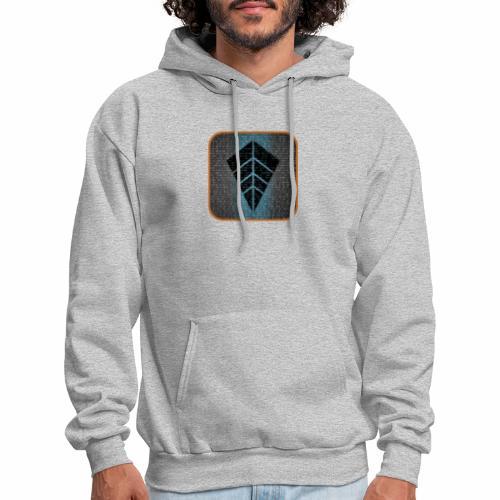 digital logo - Men's Hoodie