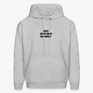 vlog gbz merch - Men's Hoodie