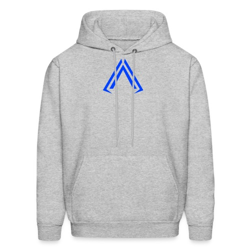 Arise Solid Blue - Men's Hoodie
