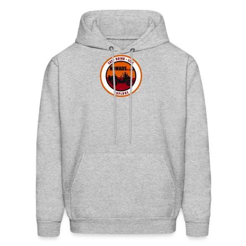 Nomads Logo - Men's Hoodie