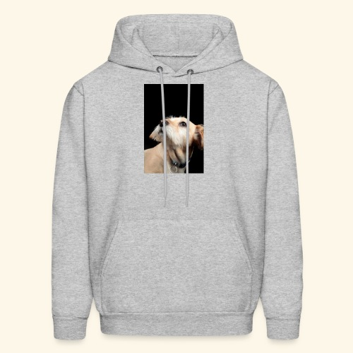 A dog with a bright future - Men's Hoodie