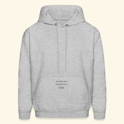 past and future - Men's Hoodie