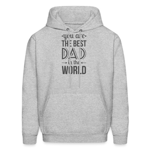 Father's Day T-Shirts 2017 - Men's Hoodie