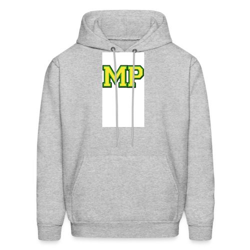 Mp Matthew playz logo long sleeve - Men's Hoodie