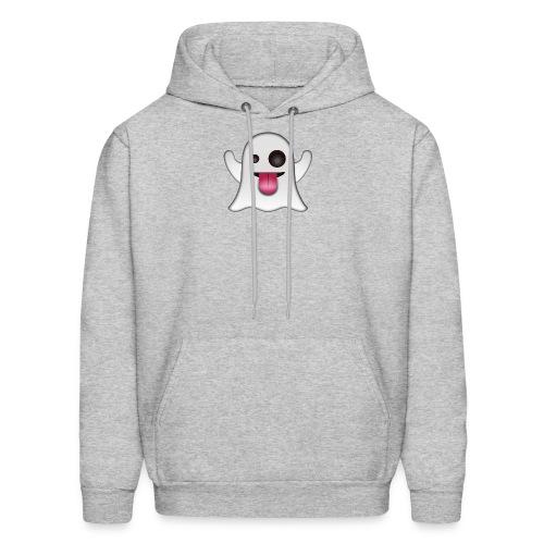 ghost face emo - Men's Hoodie