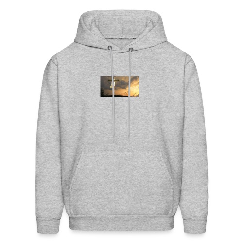 On the move for christ - Men's Hoodie