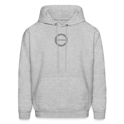 Simple Logo - Men's Hoodie