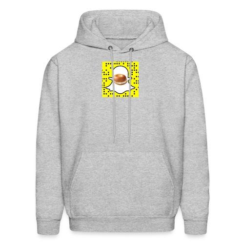 Bagel Snapchat Hoodie - Men's Hoodie