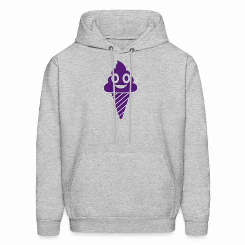 Smiling Ice Cream - Men's Hoodie