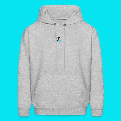 Issa Trashley Logo Design 1 - Men's Hoodie
