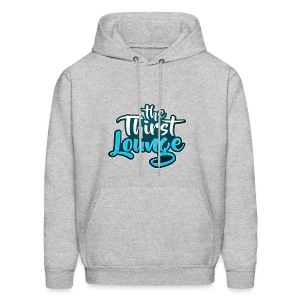 Thirst Lounge Logo Jackets - Men's Hoodie