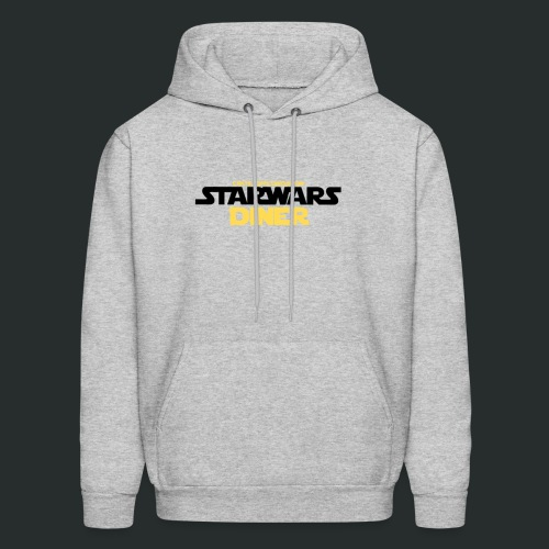STAR WARS DINER BASIC LOGO - Men's Hoodie
