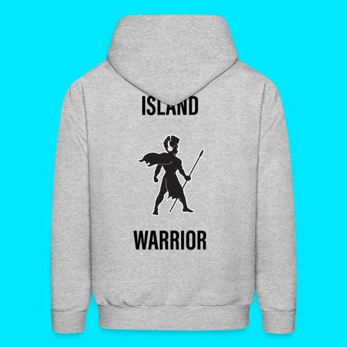 island warrior - Men's Hoodie