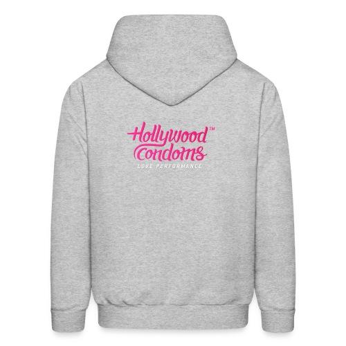 Hollywood Condoms™ - Love Performance - Men's Hoodie
