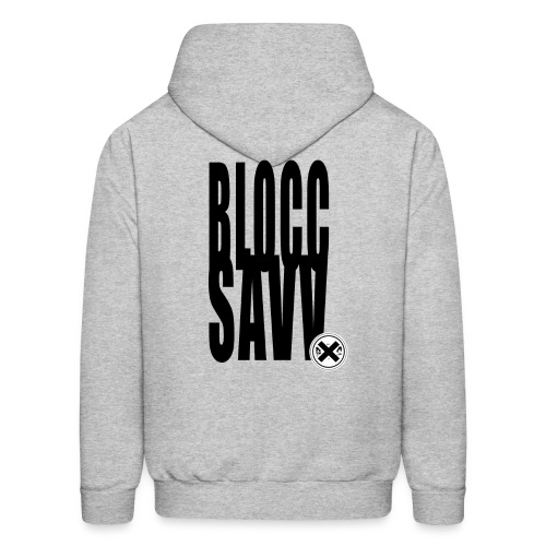blocc savv - Men's Hoodie